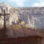 Le massif de la Ste Baume et sa grotte religieuse