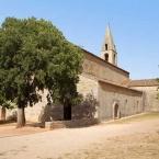 L'Abbaye du Thoronet est une des trois cisterciennes de la Région PACA