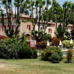 Domaine de la Gravière dans la campagne en Provence
