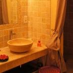La salle d'eau avec douche du Gite Estérel