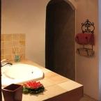 Gite Luberon Provence, la salle d'eau et WC