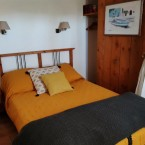 Gite Ste Baume la troisième chambre avec un lit de 140/200