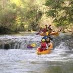 Canoë et Kayak sur l'Argens jusqu'à la mer méditerranée