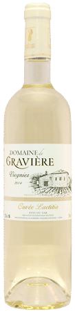 Vin rosé Cuvée Laetitia, du Domaine de la Gravière